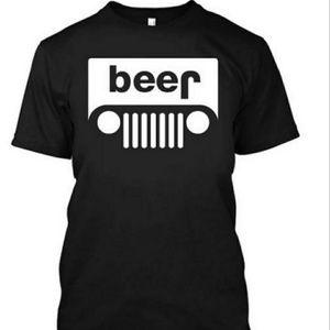"""beer""...Jeep brand new tee. UNISEX"